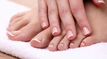 Spa Manicures, Sedicures